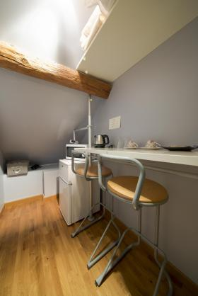 Photo 6 sur 8 - le coin kitchenette